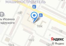 Компания «Зоомагазин на ул. 107 Бригады» на карте
