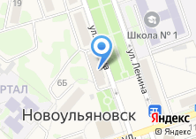 Компания «Служба доставки цветопо россии и снг cyber flora» на карте