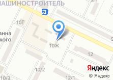 Компания «Магазин кондитерских изделий на ул. 107 Бригады» на карте