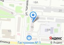 Компания «Нотариус Халикова Н.М» на карте