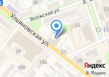 Компания «Линия тока» на карте