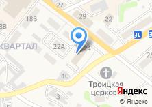 Компания «Ульяновскавтотранс» на карте