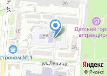 Компания «Детский сад №17 Дюймовочка» на карте
