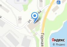 Компания «Автомир» на карте