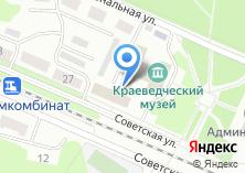 Компания «Инспекция гостехнадзора г. Волжска и Волжского района Республики Марий Эл» на карте