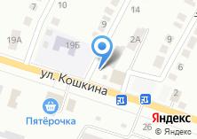 Компания «Волга» на карте