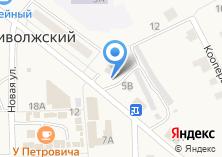 Компания «Продуктовый магазин на Первомайской» на карте