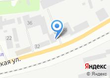 Компания «Ак Барс» на карте