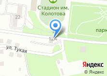Компания «Автостоянка на ул. Тукая» на карте