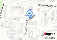 Компания «Строящийся жилой дом по ул. Первомайская (г. Зеленодольск)» на карте