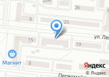 Компания «Burgerow» на карте