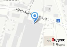 Компания «ПФМК» на карте