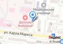 Компания «Управление пенсионного фонда России по г. Зеленодольску» на карте