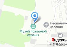 Компания «Пожарная часть №52 г. Зеленодольска и Зеленодольского района Республики Татарстан» на карте
