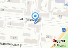 Компания «Бистро на ул. Ленина» на карте