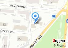 Компания «Музей историко-культурного наследия» на карте