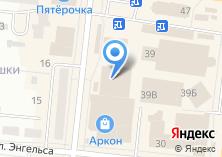 Компания «Равиль» на карте