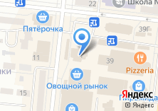 Компания «Микрозайм» на карте