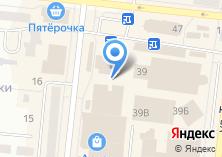 Компания «For you» на карте