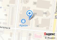 Компания «Окна города» на карте