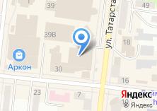 Компания «Мебельный мир» на карте