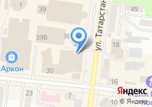Компания «Mr.Gadget» на карте