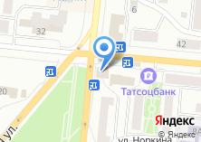 Компания «Mr.Lastik» на карте