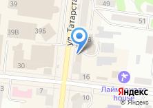 Компания «Рашида кибете» на карте