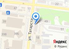 Компания «Московская пицца» на карте