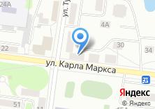 Компания «Кадровик» на карте