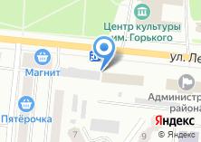Компания «ЗПКБ» на карте