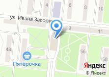 Компания «Три Я» на карте
