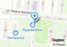 Компания «Метиз-Маркет» на карте