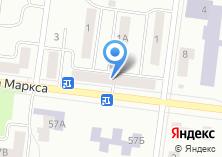 Компания «Все для дома и ремонта» на карте
