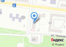 Компания «Мир Здоровья» на карте