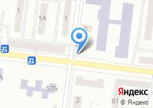 Компания «Идель» на карте