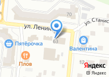 Компания «Matur» на карте