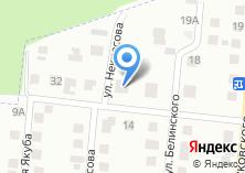 Компания «Сканди-стиль» на карте