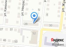 Компания «7 Дней» на карте