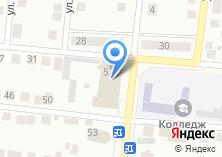 Компания «Управление МЧС Республики Татарстан по Зеленодольскому муниципальному району» на карте