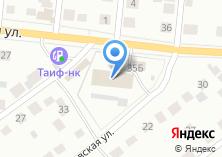 Компания «Престиж Авто» на карте