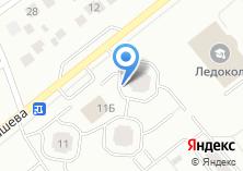 Компания «Строящийся жилой дом по ул. Салиха Сайдашева (г. Зеленодольск)» на карте