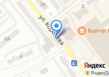 Компания «Акконд» на карте