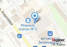 Компания «Спортмастер» на карте