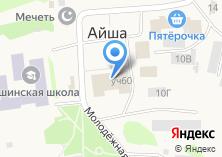 Компания «Районный дом культуры им. А.Н. Баязитова» на карте
