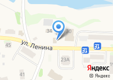 Компания «Продуктовый магазин на Ленина» на карте