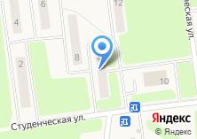 Компания «Общежитие УГСХА» на карте