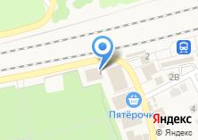 Компания «Парикмахерская на Привокзальной» на карте