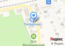 Компания «Постелька» на карте