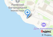Компания «У озера» на карте